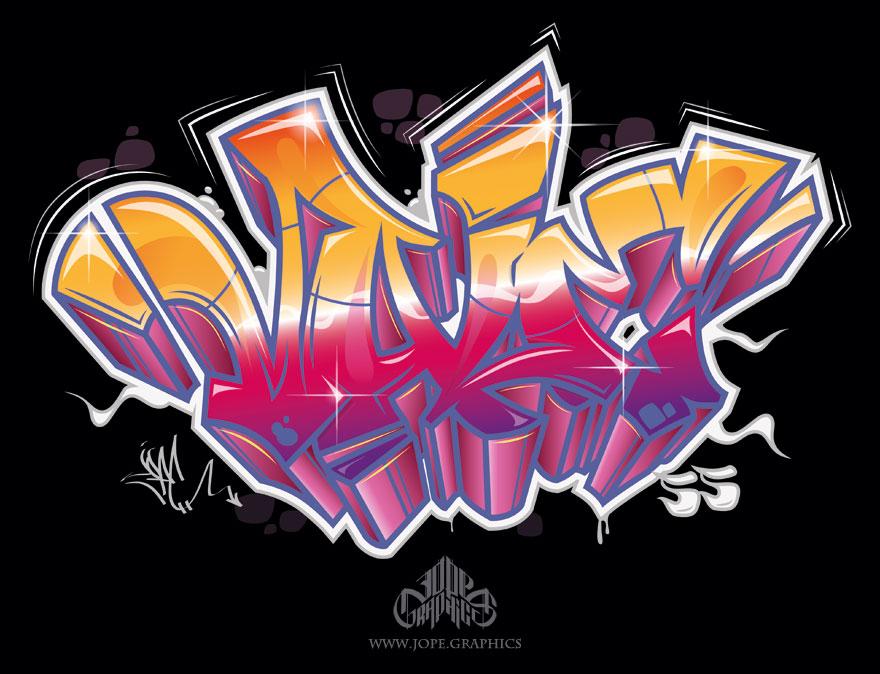 Graffiti Vale